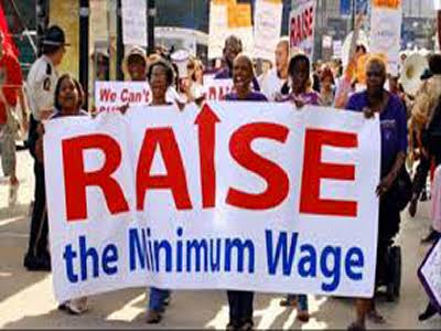 Minimum Wage Raised Against What Was Demanded.