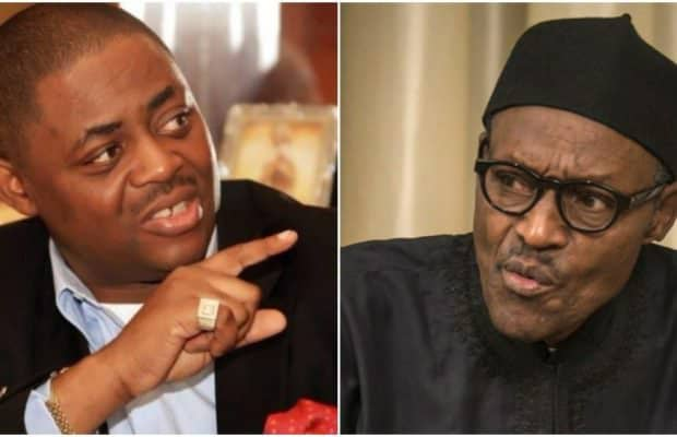 Femi-fani agrees with Nnamdi kanu on the president's fake identity.