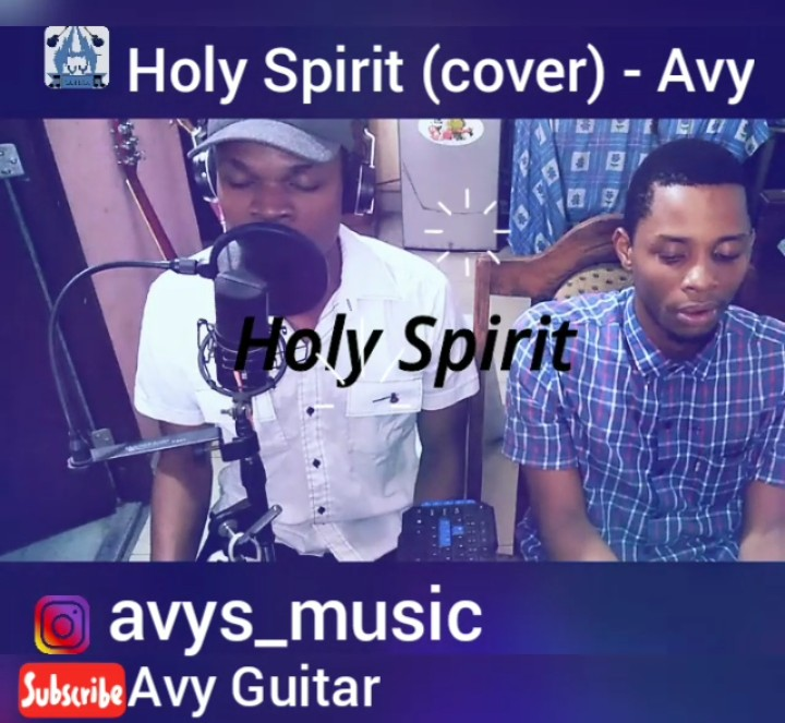 Holy Spirit (Cover) – Avy