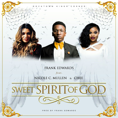Sweet spirit of God by Frank Edward