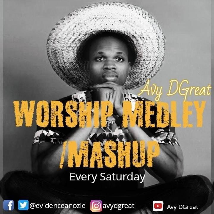 Worship Medley/Mash-up With Avy (episode 3)