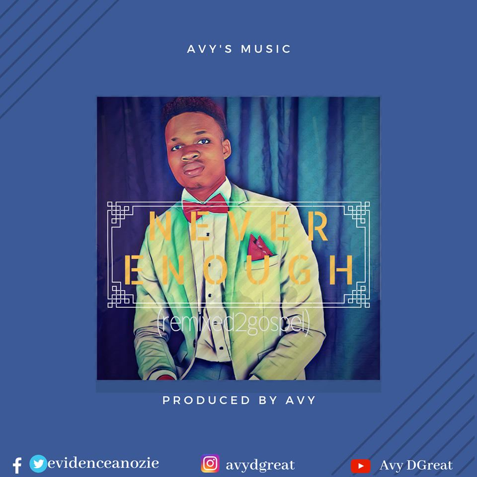 Never Enough – Avy (lyrics + Mp3 download)