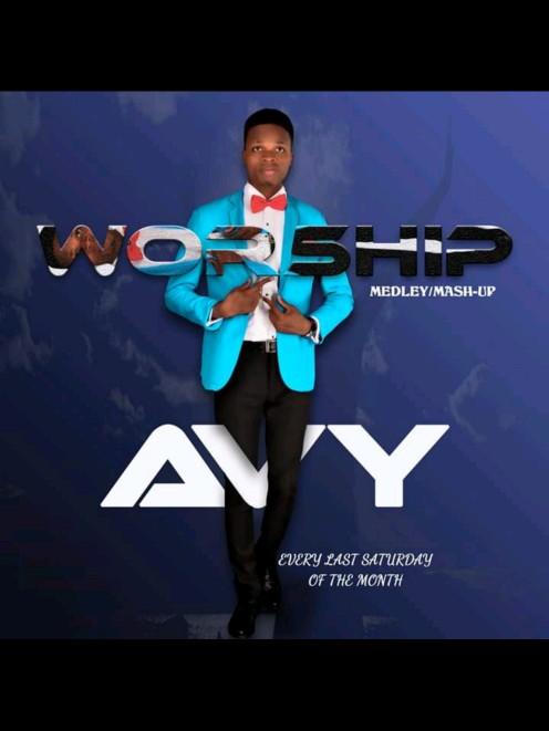 Obi M Dere Du & Hallelujah Eh (Worship Medley Episode 8) – AvyDGreat