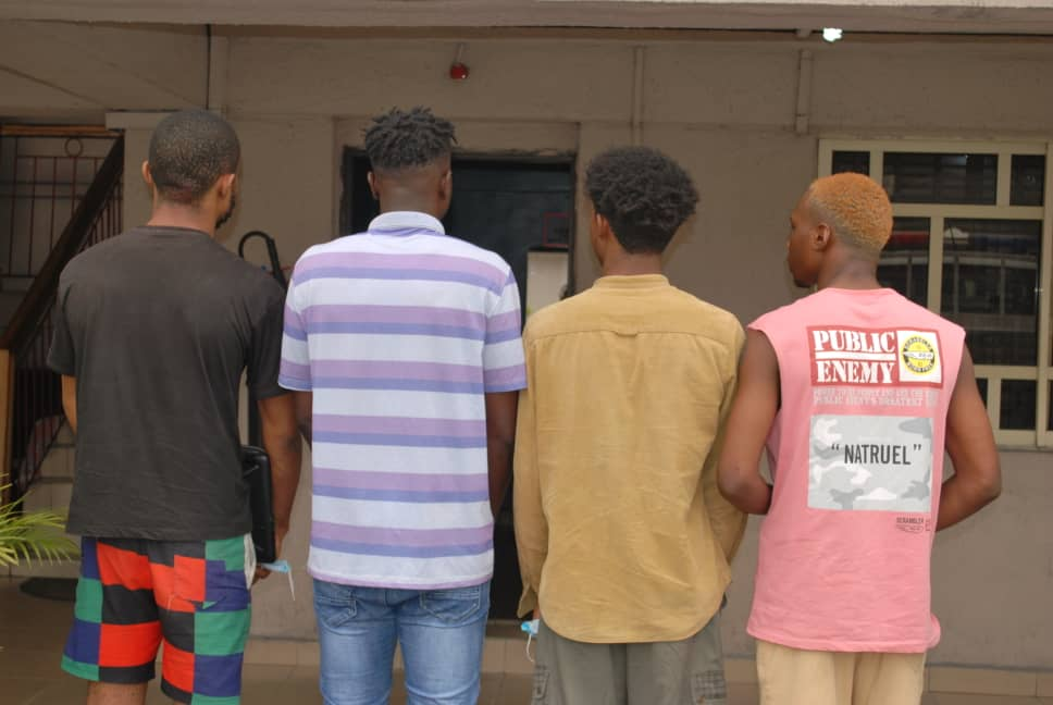 4 Undergrads seized by EFCC for fraud of $111500