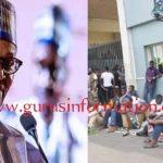 ASUU Strike: FG alone cannot finance Universities – Buhari reveals.