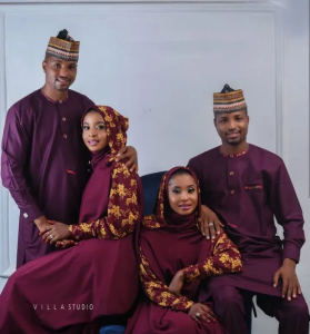 Adorable: Identical twin brothers set to marry Identical twin sisters in kano