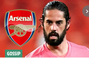 Real Madrid hoping to tempt Arsenal or Everton into buying Isco after putting the midfielder up for sale