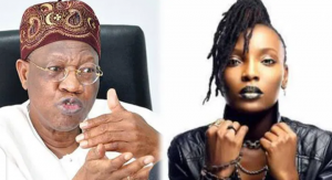"""""""How can a minister of information be so misinformed - DJ switch blast Lai Mohammed"""