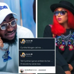 Davido refused to pick my calls after offering to help me – Cynthia Morgan