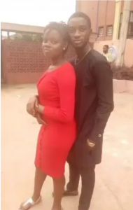 """Babe wey calm down must enjoy Las Las"" - Nigerians reacts to video of couple who stayed together till the man became rich (video)"
