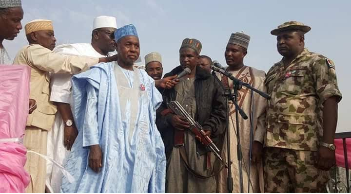 I regret giving amnesty to bandits- Governor Masari
